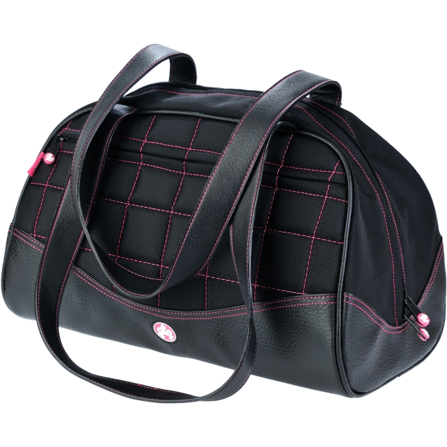 Mobile Edge Sumo Duffel - Black with Pink Stitching - Large ME-SUMO22D1XL