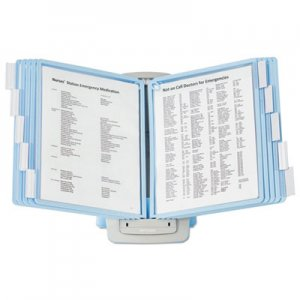 Instaview Expandable Desktop Reference System With