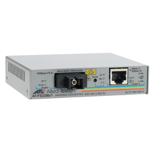 Allied Telesis Fast Ethernet Media Converter AT-FS238A/1-60 AT-FS238A/1
