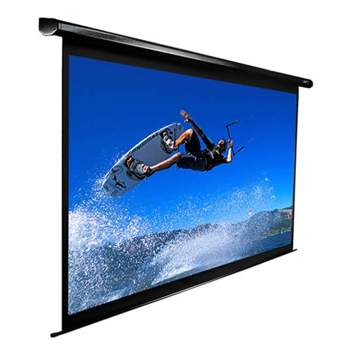 Printer for Motorized drop down projector screen