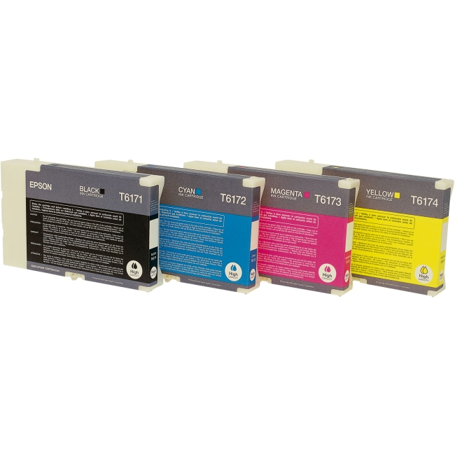 Epson DURABrite High Capacity Cyan Ink Cartridge T617200
