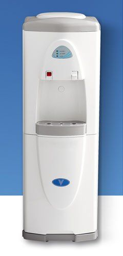 Hot & Cold Water Dispenser w/ RO & Ozone Sanitizer PWC-1000R/OZ
