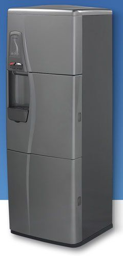 Large Capacity Hot & Cold Water Dispenser w/ Standard Filtration & Ozone Sanitizer PWC-7000F/OZ