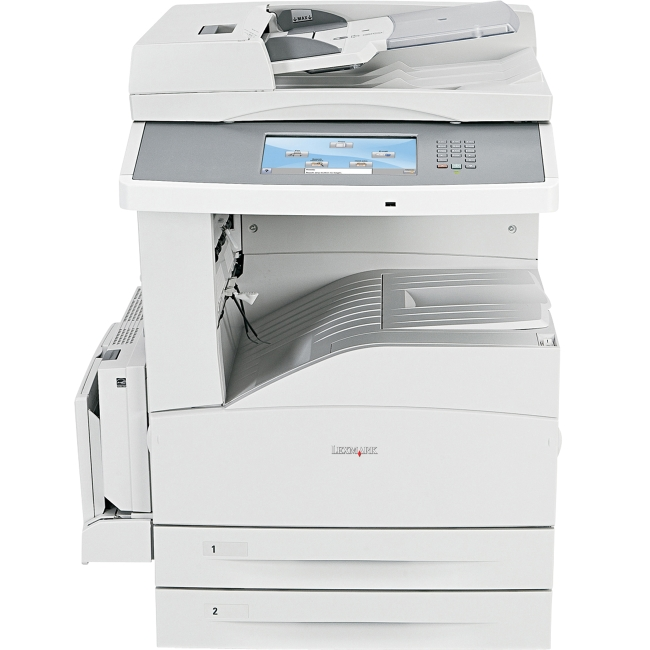 Lexmark Multifunction Printer Government Complaint 19Z4029 X860DE 4
