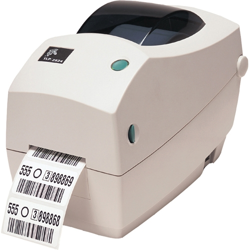 Zebra Thermal Label Printer 282P-101111-000 TLP 2824 Plus