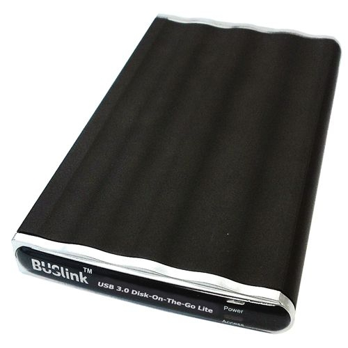Buslink Disk-On-The-Go Portable Slim Hard Drive DL-1T-U3