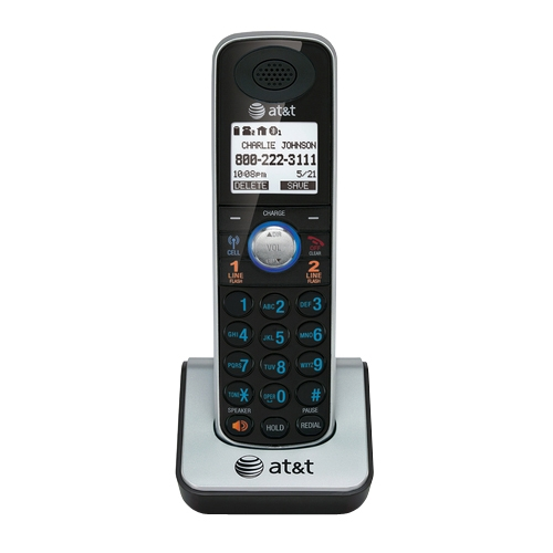 VTech AT&T DECT 6.0 Cordless Phone Handset TL86009