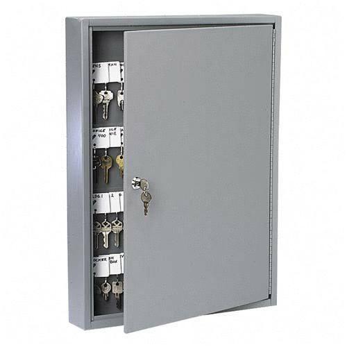 pm locking metal 100 key cabinet pm company 04984 pmc04984 pm locking ...