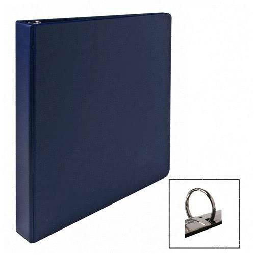 Business Source Vinyl Ring Binder 09975 BSN09975