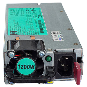 HP 1200W Platinum Redundant Power Supply 578322-B21