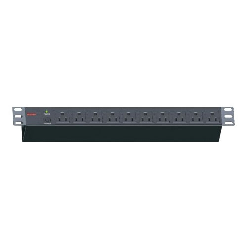 iStarUSA 10-Outlet PDU WA-PD010
