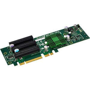 Supermicro PCI Express Riser Card RSC-R2U-A3E8+