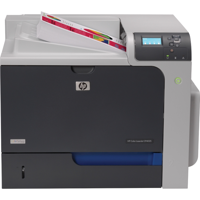 HP LaserJet Enterprise Printer CC490A#BGJ CP4025DN