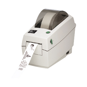 Zebra Label Printer 282P-201111-000 LP 2824 Plus