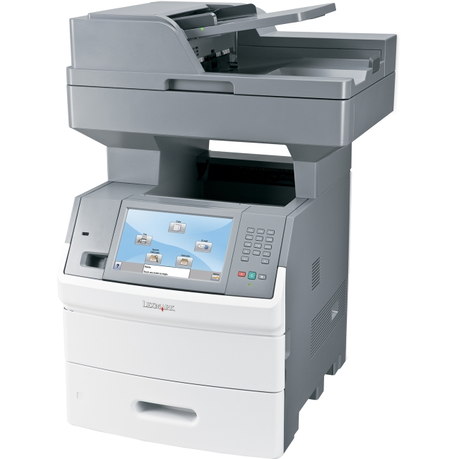 Lexmark High Voltage Government Compliant Multifunction Printer 16M1853 X656DTE