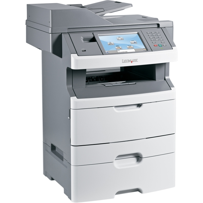 Lexmark Multifunction Printer Governmentt Compliant 13C1261 X466DTE