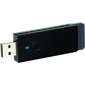 Netgear Wireless-N USB Adapter WNA3100-100ENS WNA3100