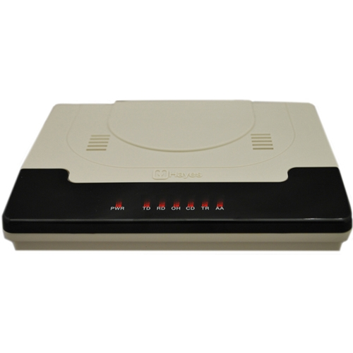 Zoom Hayes Accura Data/Fax Modem H08-15328-DG H08-15328