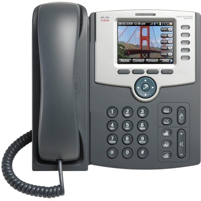 Cisco IP Phone SPA525G2