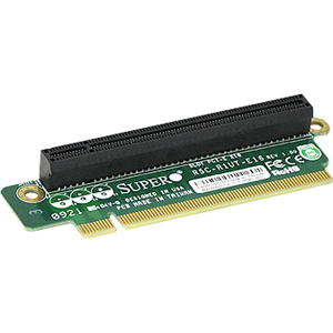 Supermicro 1-port Riser Card RSC-R1UT-E16