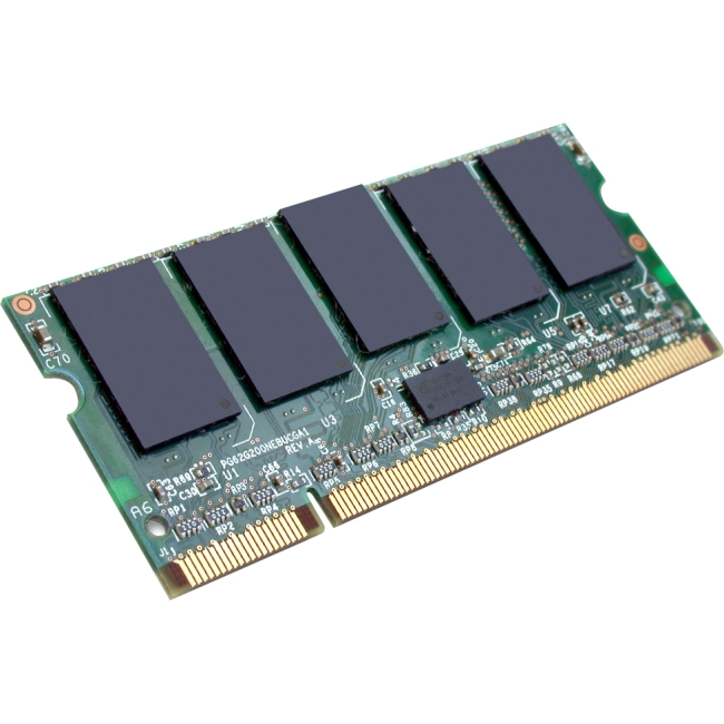 AddOn 1GB DDR2-533MHz 200-pin SODIMM F/Dell Notebooks A0456163-AA