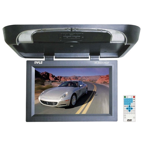 Pyle Car Video Player PLRD175IF
