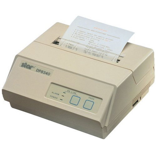 Star Micronics DP8340 Receipt Printer 89200011 DP8340FM