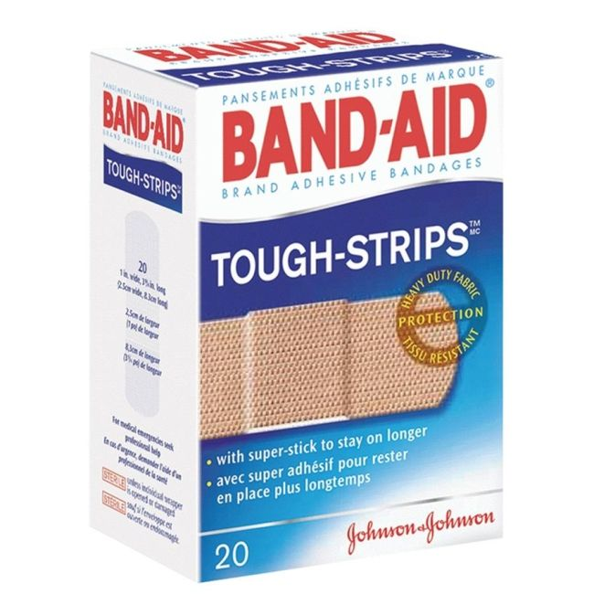 Band-Aid Bandages - Peapod Item Menu