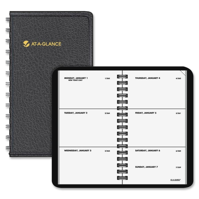 Non-Refillable Weekly Appointment Book MeadWestvaco 70-035-05 AAG7003505