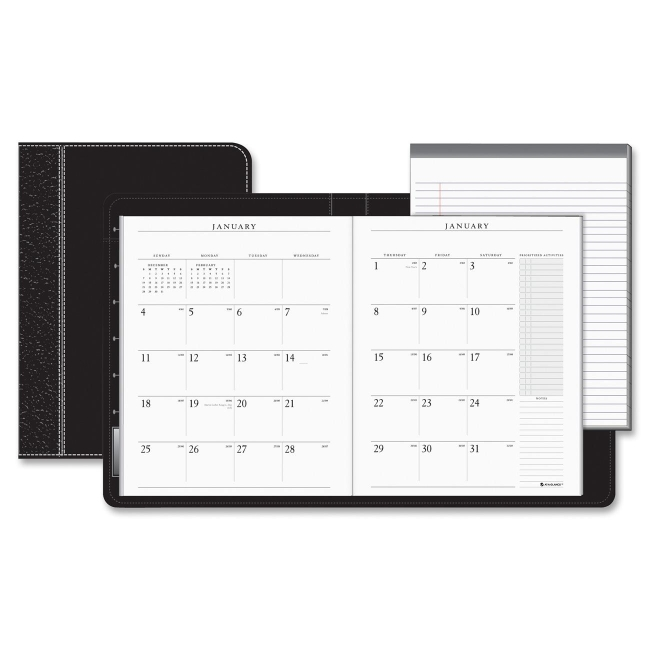 Executive Monthly Padfolios MeadWestvaco 70-290-05 AAG7029005