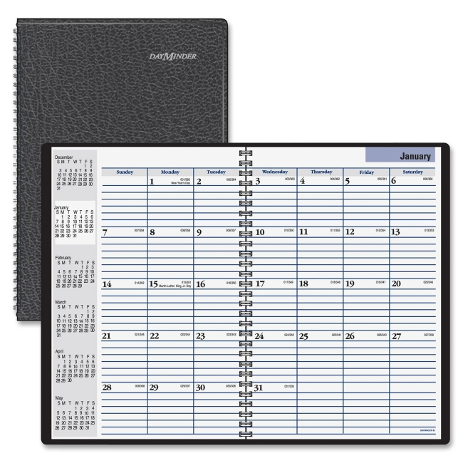 Mead DayMinder Ruled Planner G470-00 AAGG47000