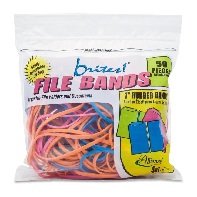 Supersize Bands Advantage Rubber Bands 26125 All26125