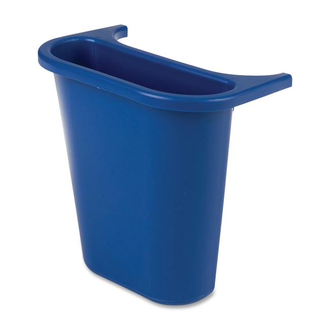 Rubbermaid Wastebasket Recycling Side Bin 295073 RCP295073