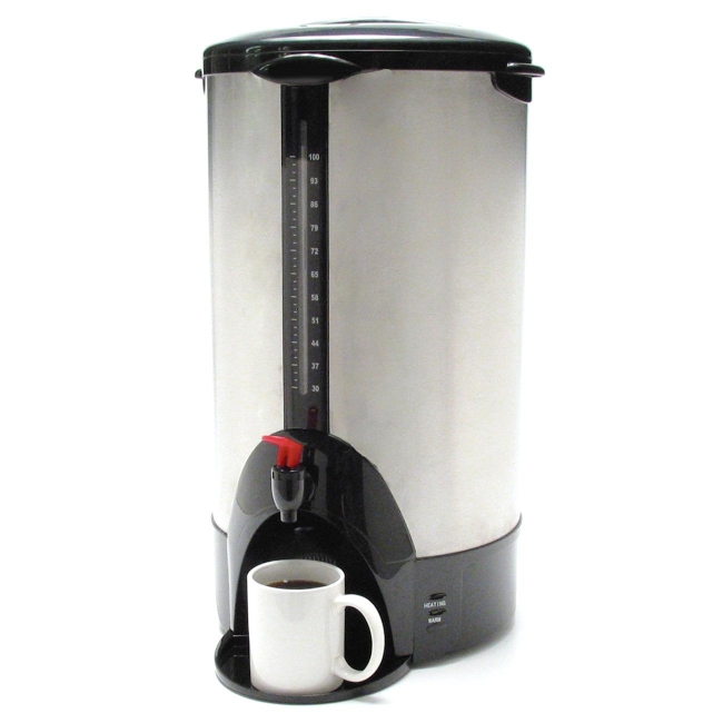 Coffee Maker For Large Groups : Commercial Coffee Urn Coffee Pro CP100 CFPCP100 Coffee Makers