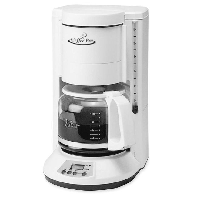 Commercial Automatic Coffee Maker ~ Printer