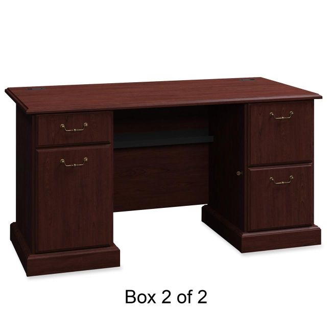 bbf Syndicate Pedestal Desk Box 2 of 2 6360CSA2-03 BSH6360CSA203