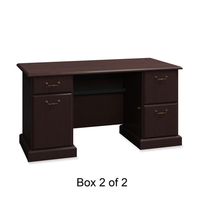 bbf Syndicate Pedestal Desk Box 2 of 2 6360MCA2-03 BSH6360MCA203