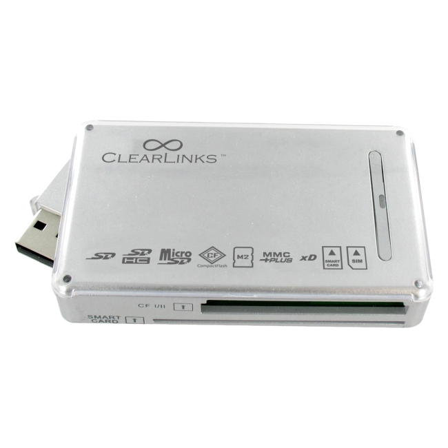 Clearlinks card reader