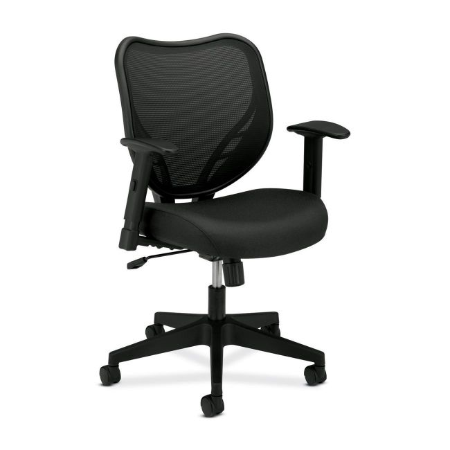 HON Mesh Mid Back Management Chair VL551VB10 BSXVL551VB10