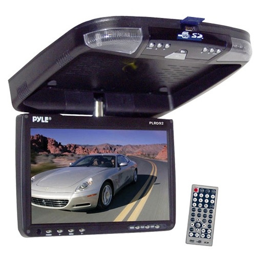 Pyle Car DVD Player PLRD92