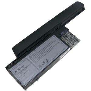 WorldCharge Li-Ion 11.1V DC Battery for Dell Laptop WCD0621