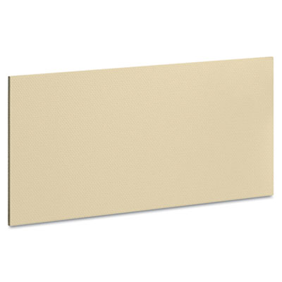 "Bush Momentum Collection Tackboard for 36"" Hutch, 30-7/8w x 5/8d x 14-7/8, Latte BSH34TB1TA 34TB1TA"