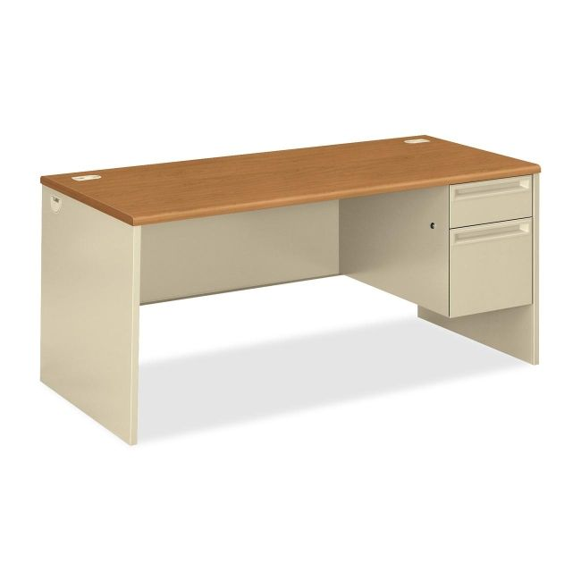 HON Pedestal Desk with Lock 38291RCL HON38291RCL 38291R