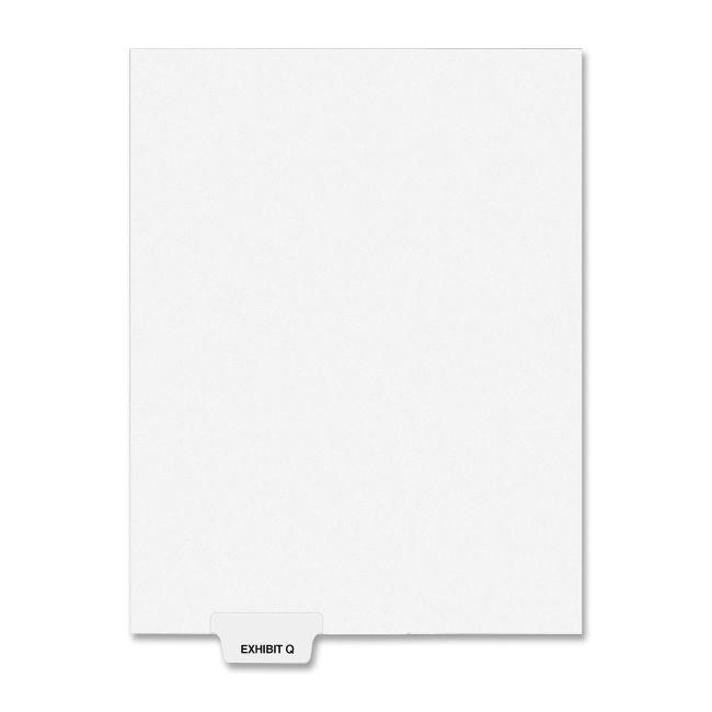 avery 8 colored tabs presentation dividers 11991 ave11991. Black Bedroom Furniture Sets. Home Design Ideas