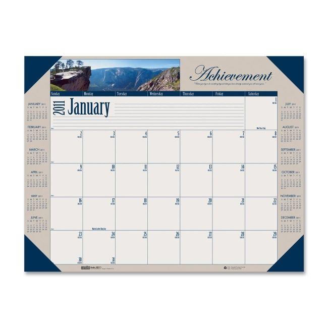 House Of Doolittle Puppies Calendar Desk Pad 1996 Hod1996
