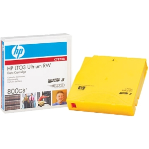 HP LTO Ultrium 3 Data Cartridge C7973AJ