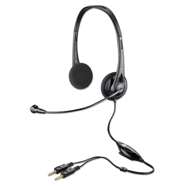 Plantronics .Audio 325 PC Headset AUDIO326 PLNAUDIO326