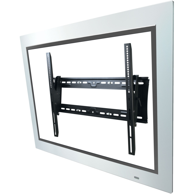 Telehook TV Wall Tilt Mount Universal VESA with Security Feature Black TH-3070-UT-TAA