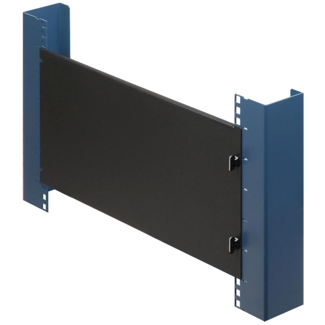 Rack Solutions 15U Tool-less Filler Flange Panel 102-1482