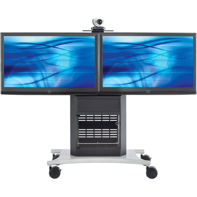 Avteq Dual Display Stand RPS-1000L